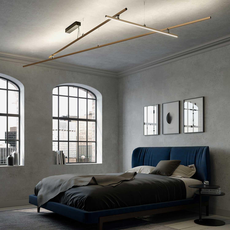 Picture of: Freeline Loftlampe Lampefeber